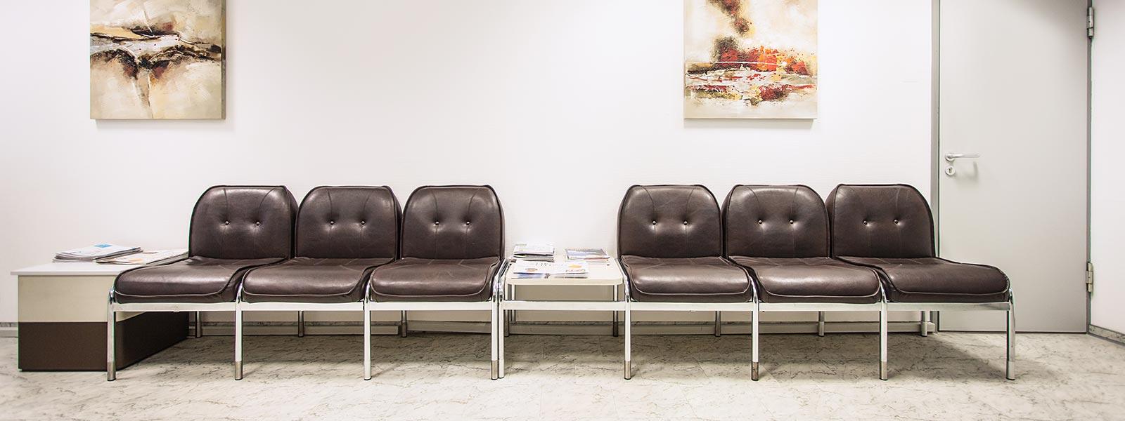 Kardiologie Dillingen - Wartezimmer